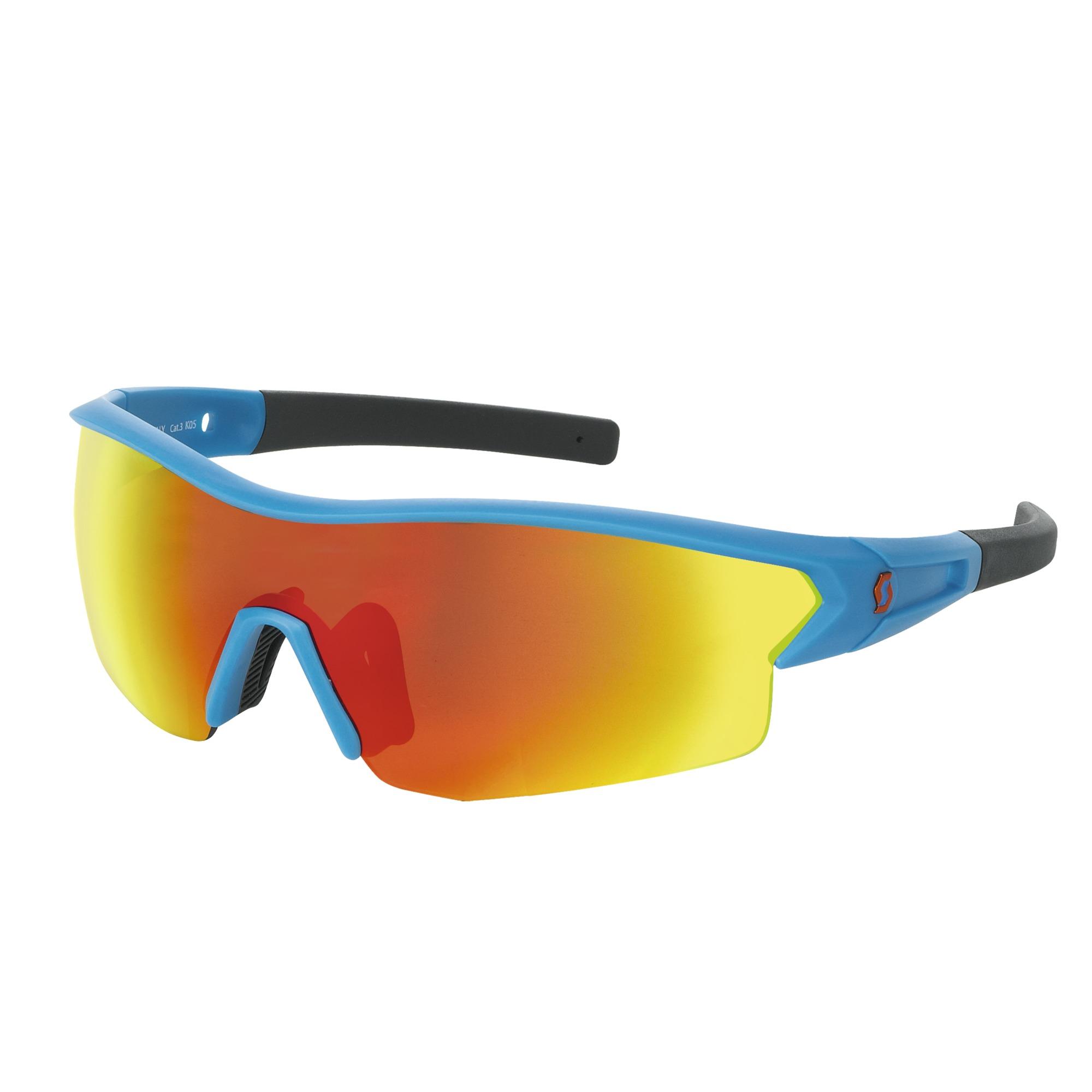 Scott Leap LS Sonnenbrille black matt/neon yellow grey light sensitive + clear GHXdjf1NoL