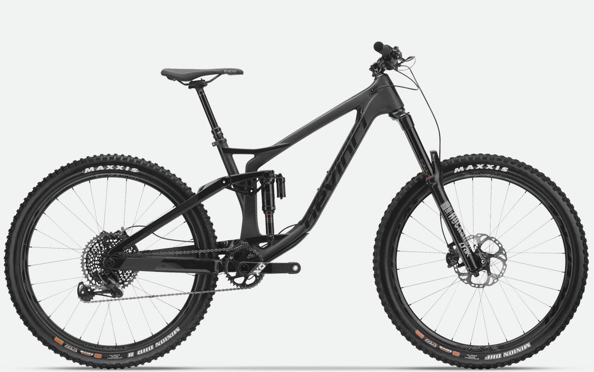 VELO TEST DEVINCI SPARTAN Carbon X01 Eagle 2018 MEDIUM