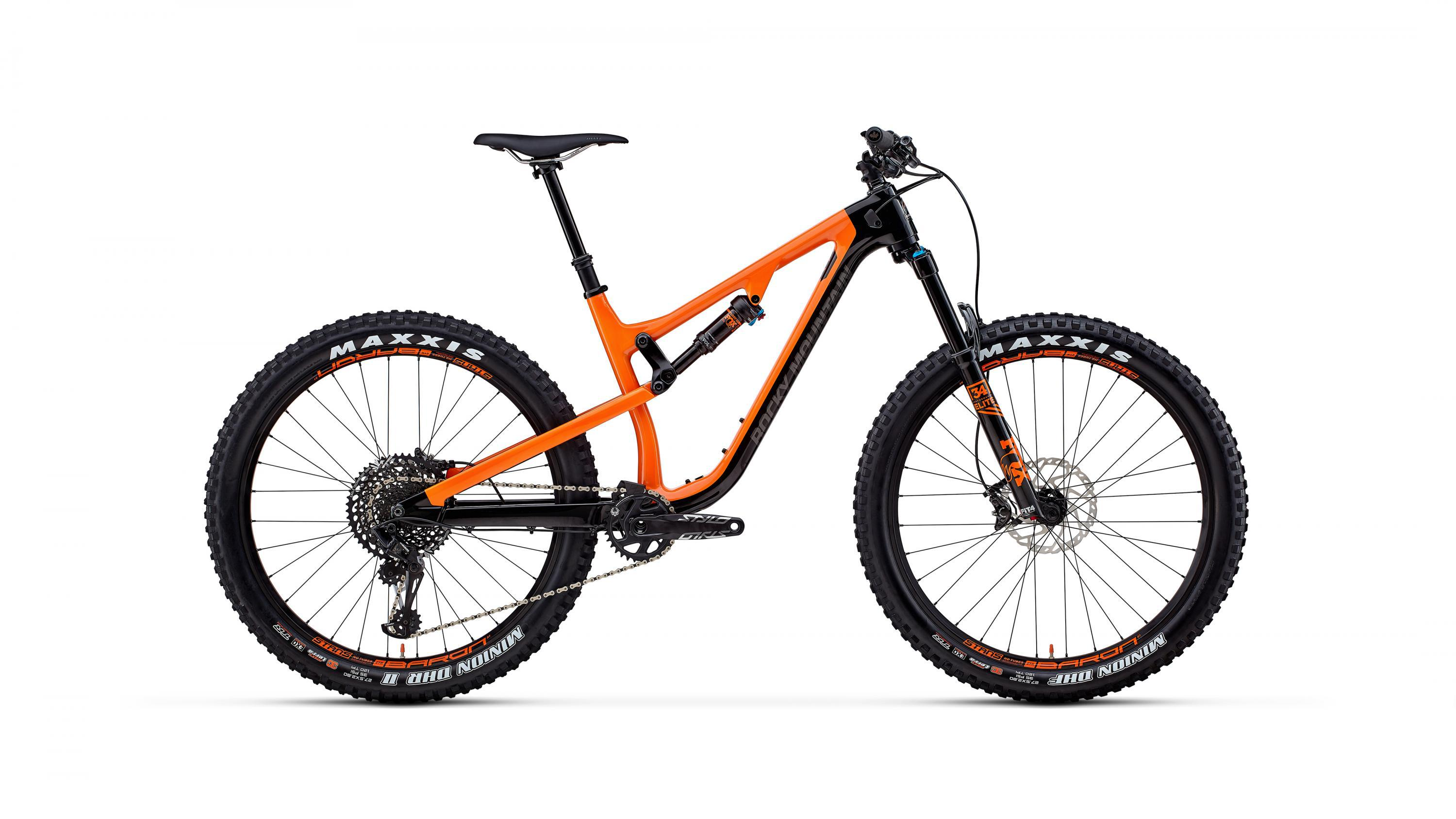 ROCKY PIPELINE CARBON 50