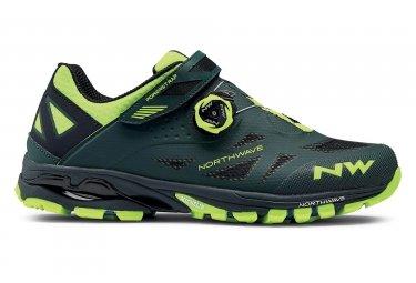 Zapatos Plus Green Gablesyellow X70wycqnb Fluo 2 Northwave Spider wOXPZiukT