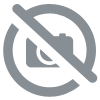 SCOTT LEAP FULL FRAME SUNGLASSES BLACK MAT NEON GREEN CHROME AMPLIFIER